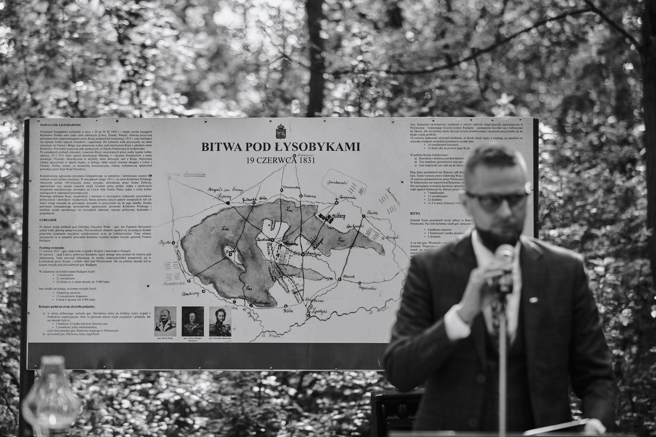 Bitwa pod Łysobykami - Obchody 189. Rocznicy - 12 lipca 2020 r.
