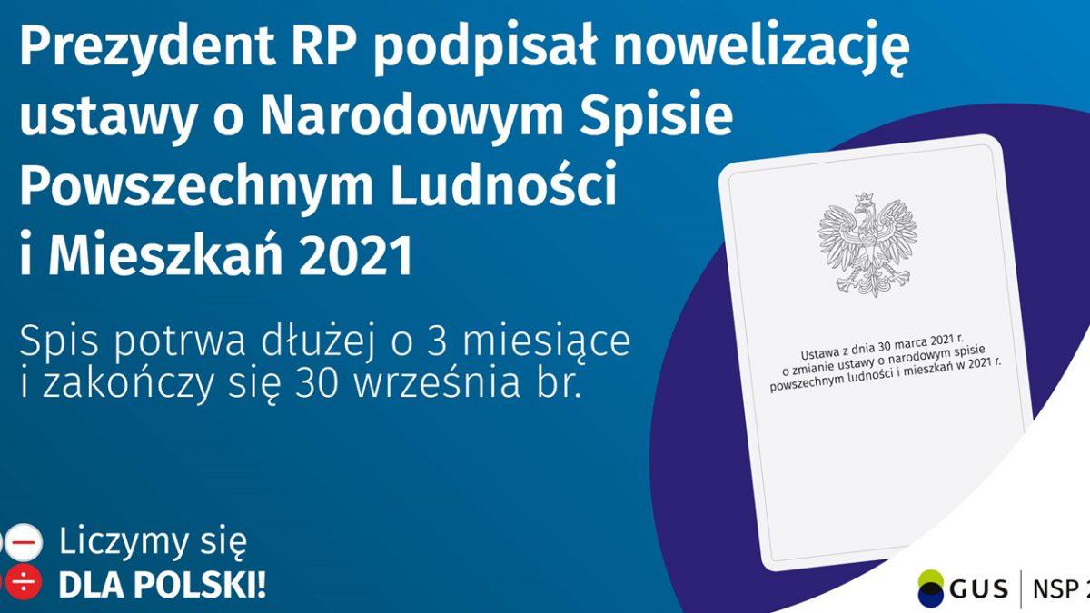 """Miniaturka artykułu """"Liczymy się dla Polski"""". Od 1 kwietnia trwa Narodowy Spis Powszechny Ludności i Mieszkań."""