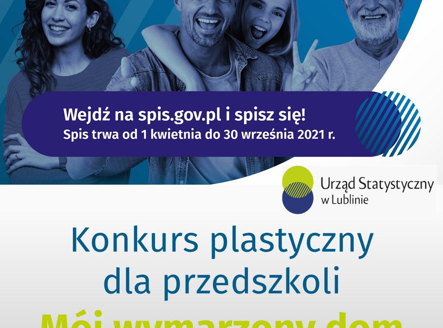 Miniaturka artykułu Narodowy Spis Powszechny – konkurs dla przedszkoli.