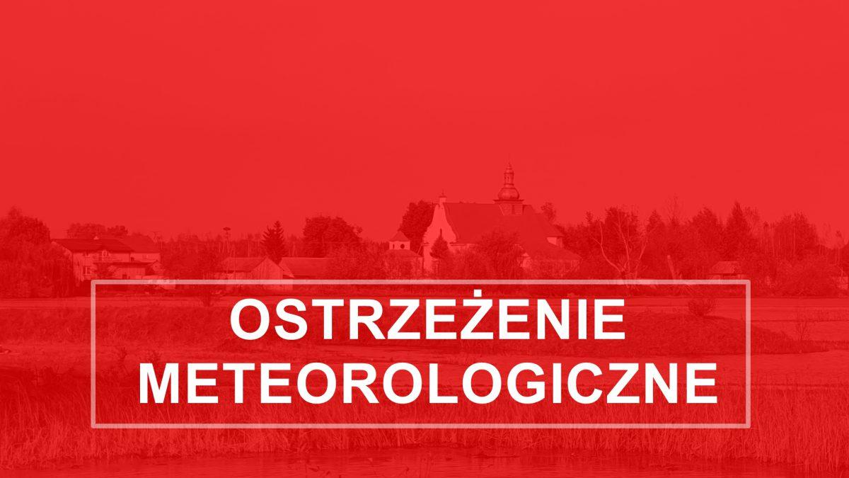 Miniaturka artykułu Ostrzeżenie meteorologiczne z dnia 2 maja 2021 r. Silny wiatr i opady.