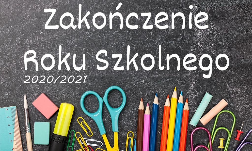 Miniaturka artykułu Zakończenie roku szkolnego.