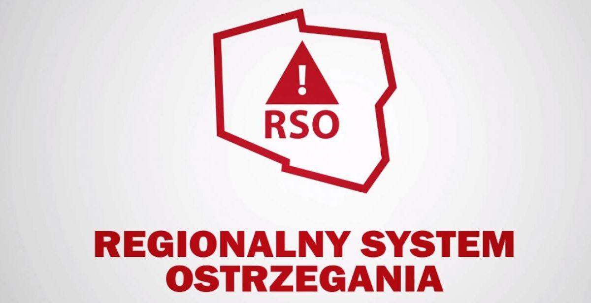 Miniaturka artykułu Regionalny System Ostrzegania.